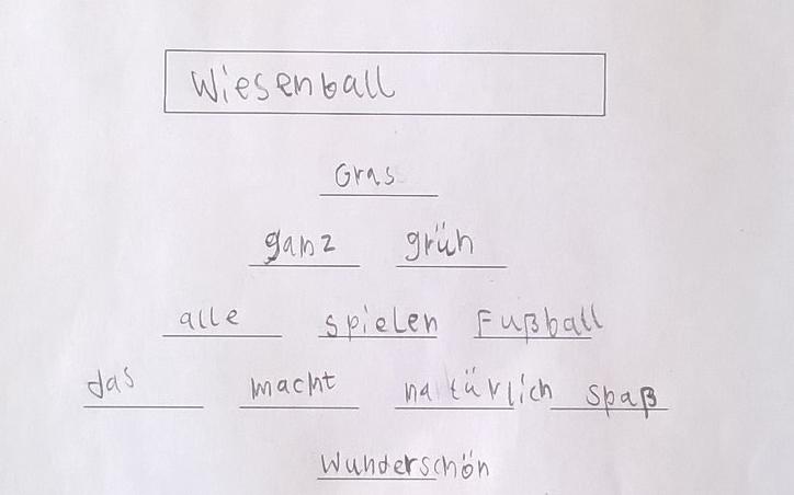 Elfchen-Wiesenball